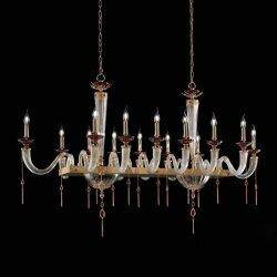 Люстра Euroluce Julienne Axis 14 Clear